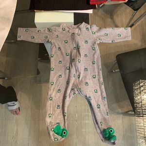 Baby Footie pajamas